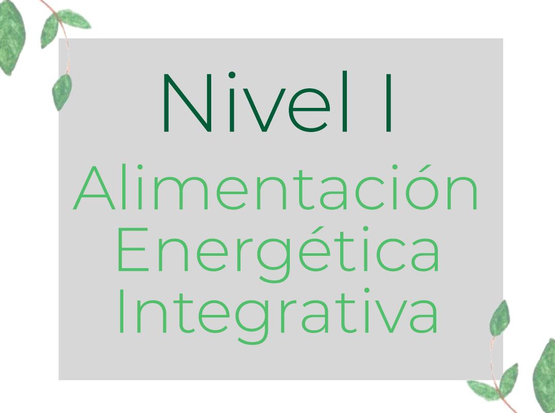 Alimentación Energética Integrativa